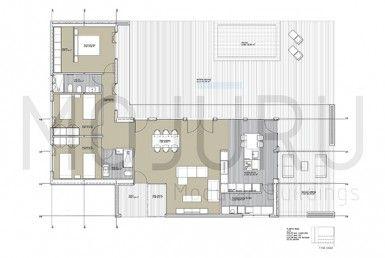 casa modular mojuru 150.3L