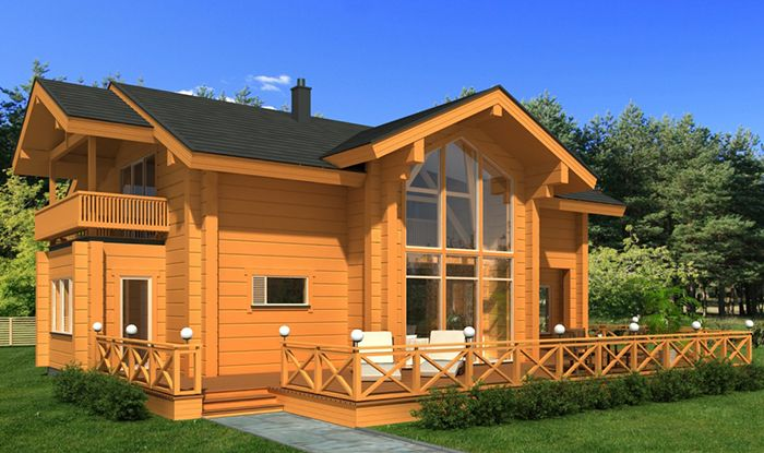 casa madera madereco cabuerniga342