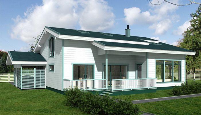 casa madera madereco noja260 2