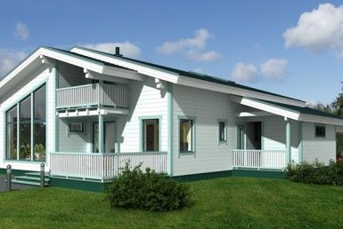 casa madera madereco noja260
