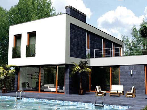 casa madera madereco smart309