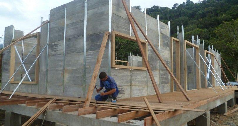 ¿Cuánto se demora en construir una casa prefabricada?