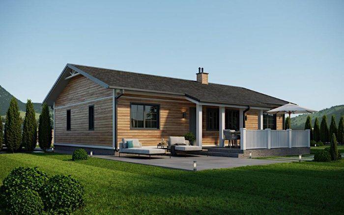 casa madera norgeshus 107