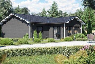 casa madera norgeshus 110
