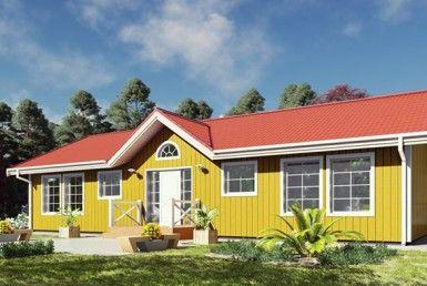 casa madera norgeshus 131
