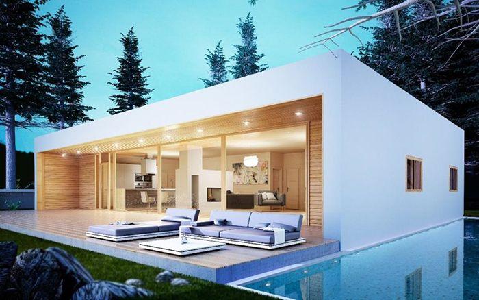 casa madera norgeshus 150