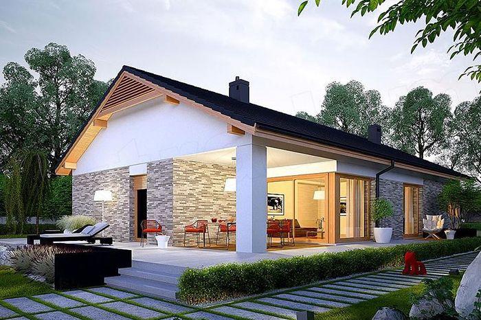 casa madera norgeshus 168