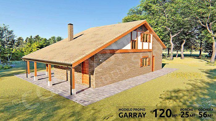 casa modular acero cortabitarte garray 1