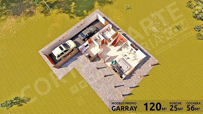 casa modular acero cortabitarte garray 11