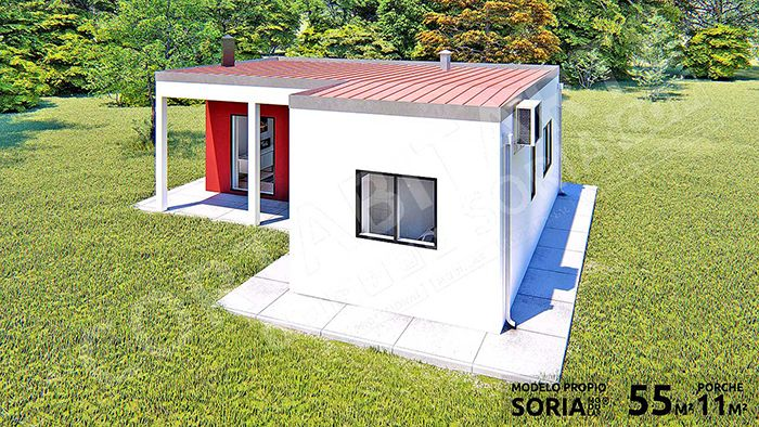 casa modular acero cortabitarte soriamodular 5