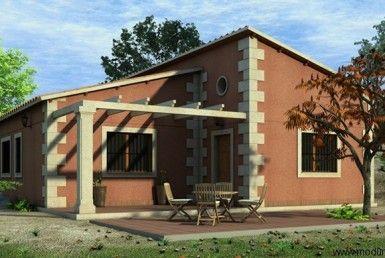 casa modular hormigon modunova levante