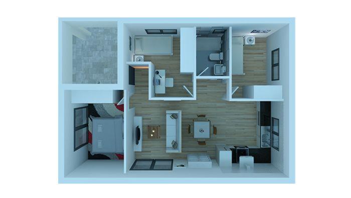casa modular hormigon modunova sonoraclasica 4