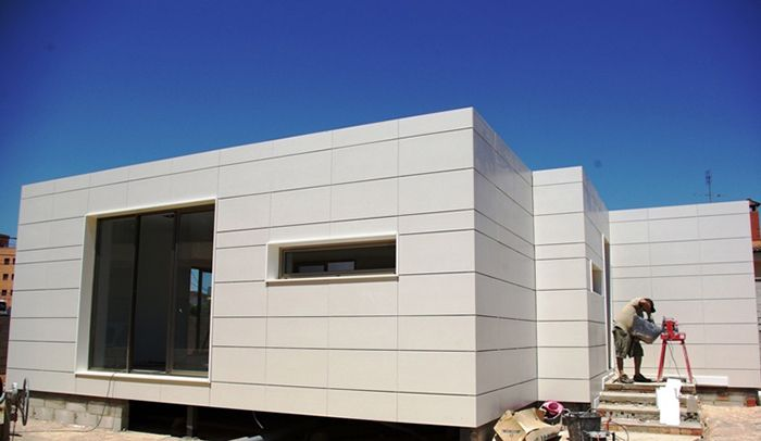 casa modular hormigon vitaleloft optima126
