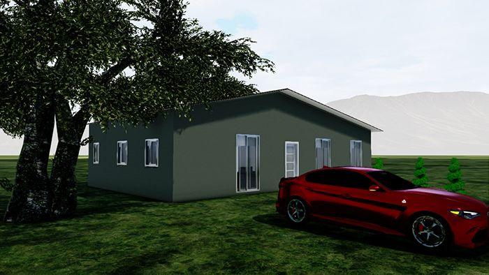 casa madera progal 100001