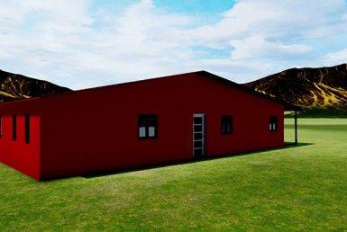casa madera progal 100003