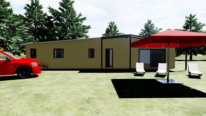 casa madera progal 10002