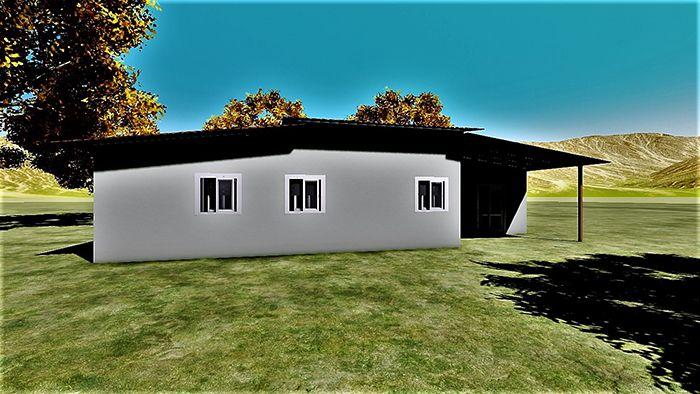 casa madera progal 150001