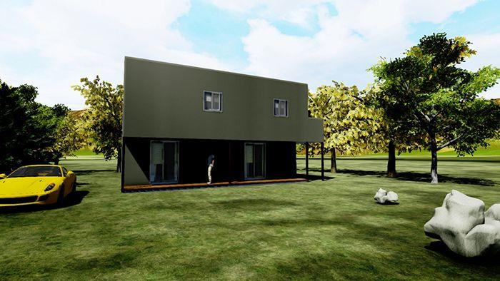 casa madera progal 200001