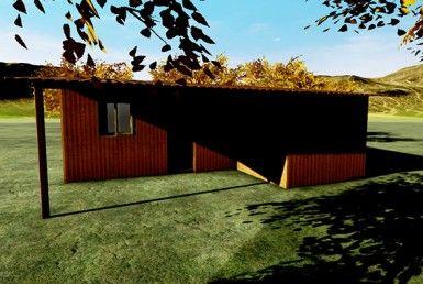 casa madera progal 50003