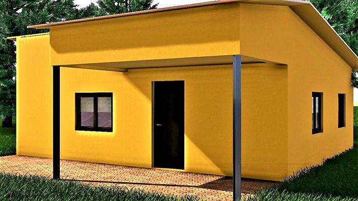 casa madera progal 55002