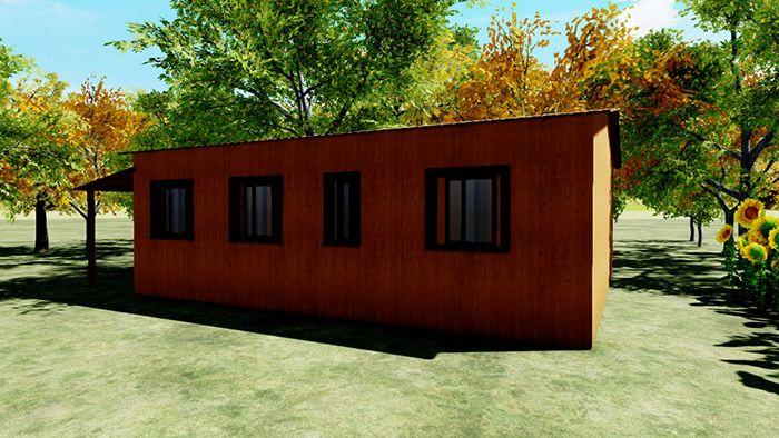 casa madera progal 60001 4