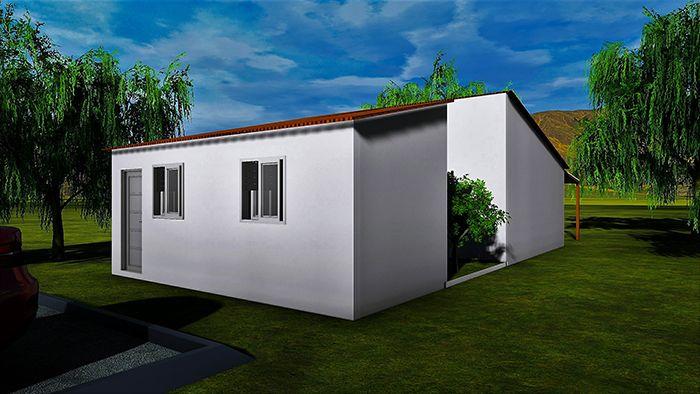 casa madera progal 70003