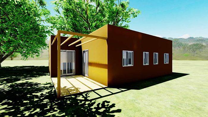 casa madera progal 76001