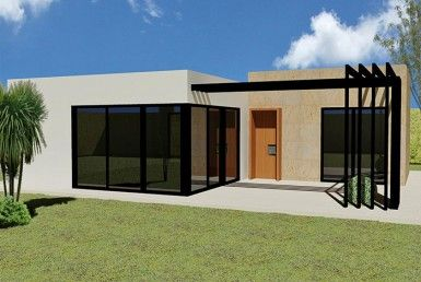 casa modular modularhouse modularmedium