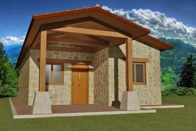 casa modular modularhouse mountainmodular