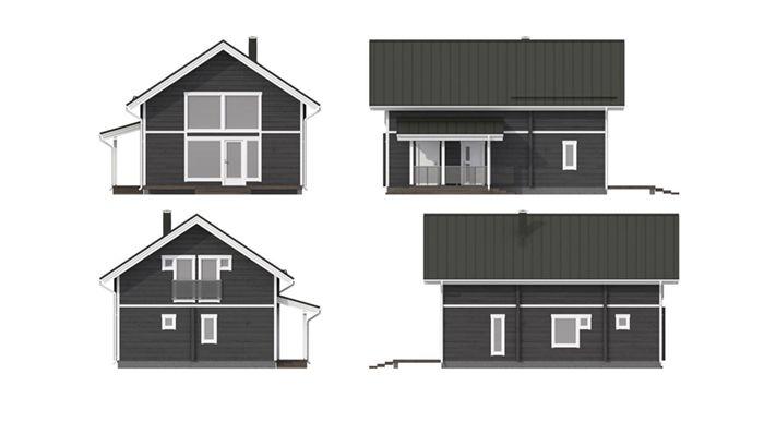 casa madera madelar chirche 1