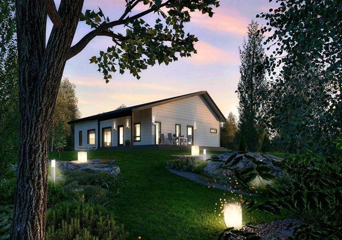 casa madera madelar tinajo