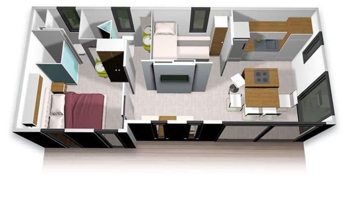 minicasa prefabricada homecenter Avantgardelux2 6