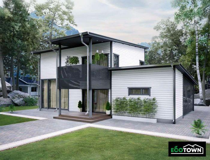 casa madera ecotown casa178
