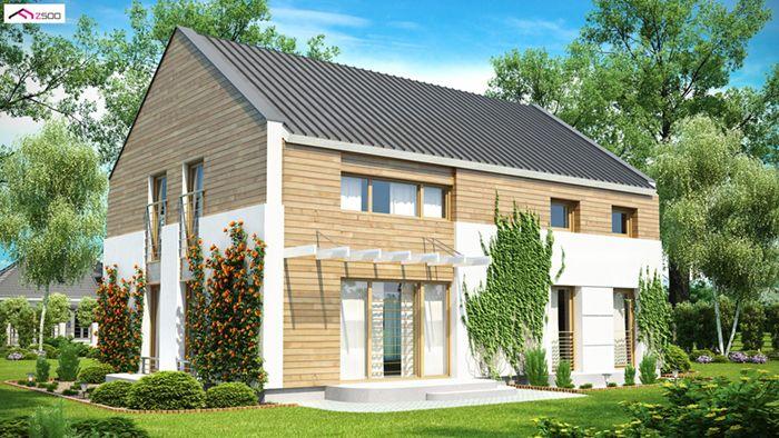 casa madera techwoodhouse zx11 1