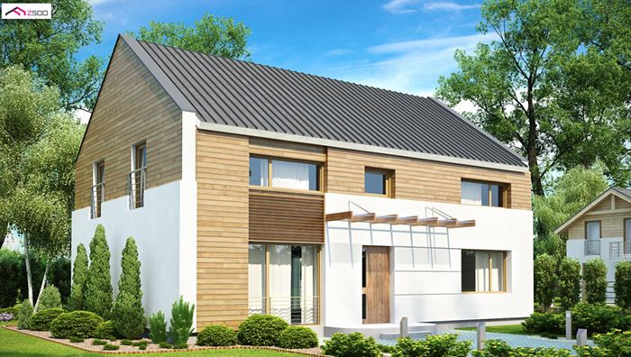casa madera techwoodhouse zx11