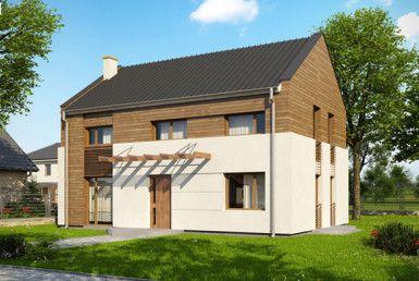 casa madera techwoodhouse zx11c