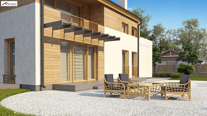 casa madera techwoodhouse zx11e 2