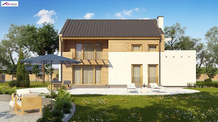 casa madera techwoodhouse zx11e 3