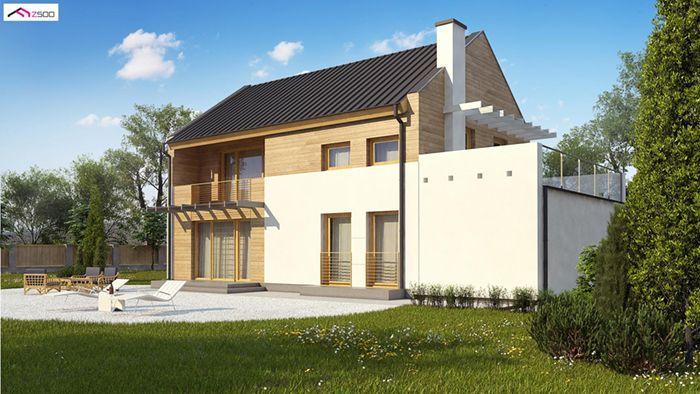 casa madera techwoodhouse zx11e 4