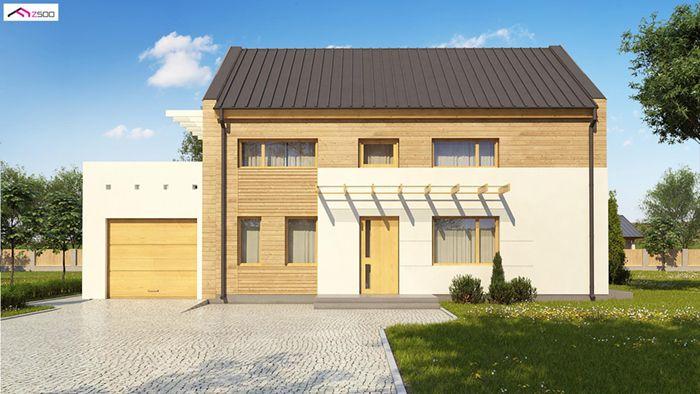 casa madera techwoodhouse zx11e 6