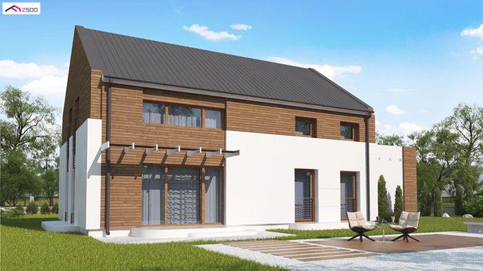 casa madera techwoodhouse zx11gl 1