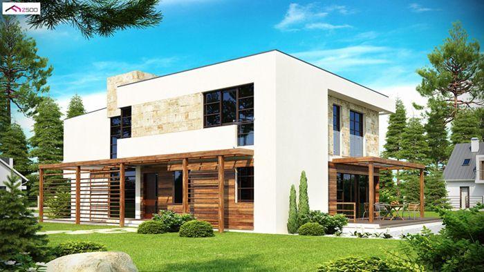 casa madera techwoodhouse zx14 1