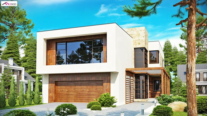 casa madera techwoodhouse zx14