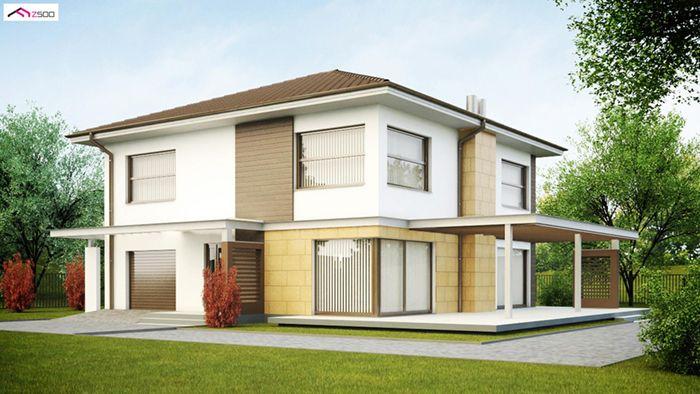 casa madera techwoodhouse zx2