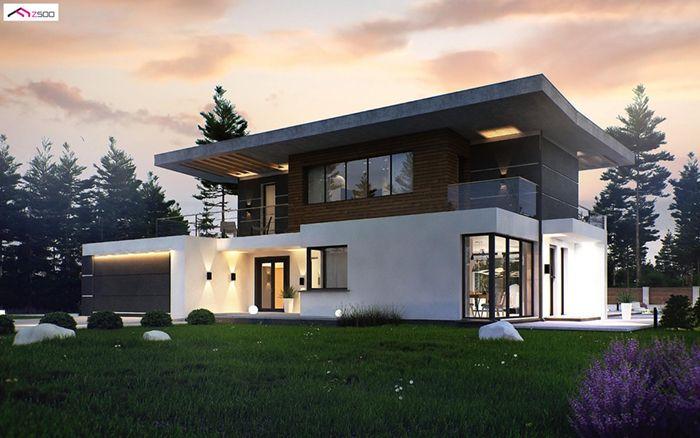 casa madera techwoodhouse zx22 1