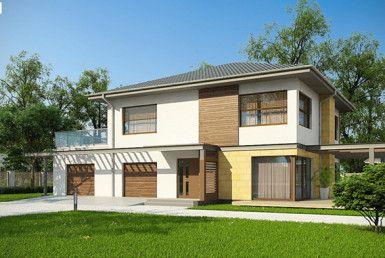 casa madera techwoodhouse zx2gl2