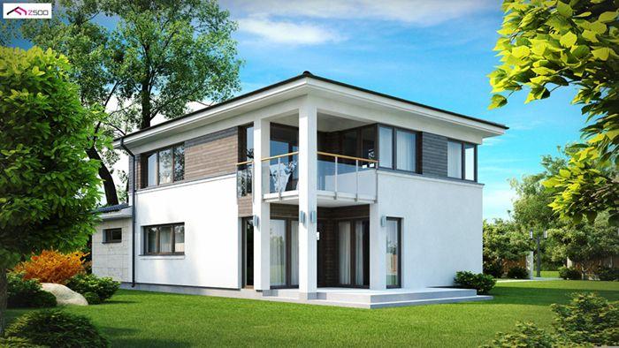 casa madera techwoodhouse zx8 1