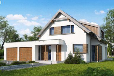 casa madera techwoodhouse zx23gl2 1