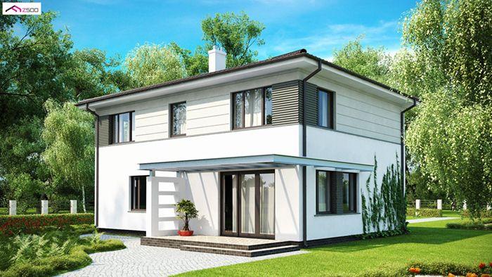 casa madera techwoodhouse zx26 1 1