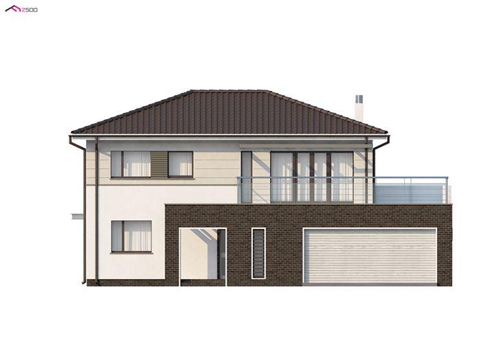 casa madera techwoodhouse zx26 4 1